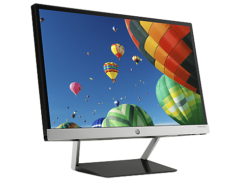HP Pavilion 22cw 21.5-inch IPS LED Backlit Monitor - J7Y66AS