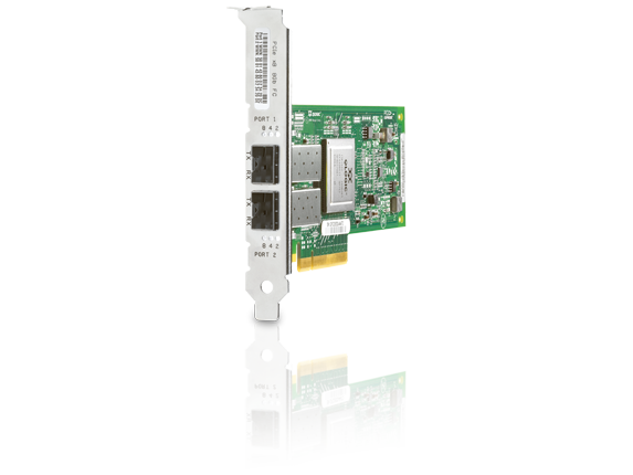 HP 82Q 8Gb Dual Port PCI-e FC HBA - AJ764A