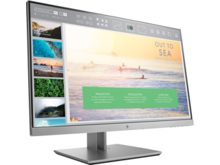 HP EliteDisplay E273q 27-Inch QHD Monitor/VGA/HDMI/DP - 1FH52AA
