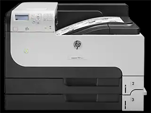 HP LaserJet Enterprise 700 M712dn - CF236A