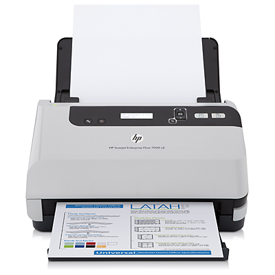 HP Scanjet Enterprise Flow 7000 s2 Sheet-feed Scanner - L2730B