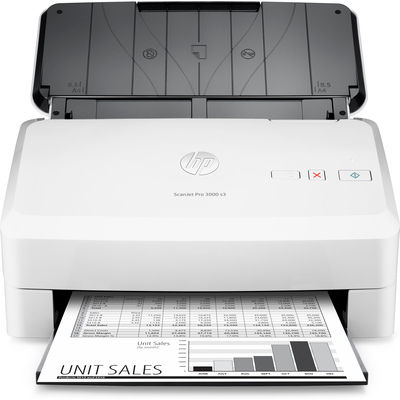 HP ScanJet Pro 3000 s3 Sheet-feed Scanner - L2753A