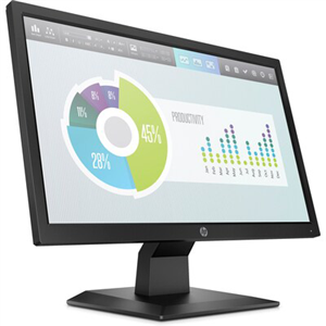 HP P204v 19.5-inch Monitor  LED backlight/ VGA/ HDMI - 5RD66AA