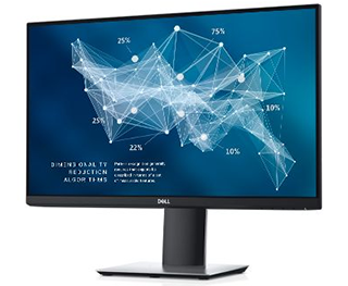 Dell P2421D (QHD 2560x1440) 23.8-inch Monitor/ HDMI/ DP/ LED/ Balck - 42MP2421D