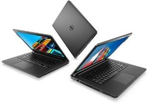 Inspiron 3481/ i3-7020U-2.30G/ 4G/ 1T/14 HD/ W10/ Black - 030CX2