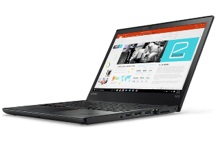 "Lenovo ThinkPad T470/i5-7200U-2.5G/8G/1T/14"" HD/Black"