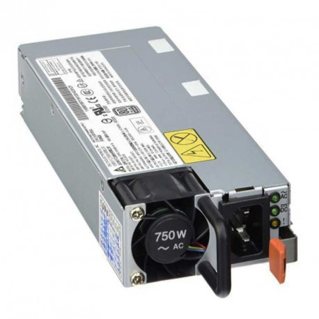 ThinkSystem 750W (230/115V) Platinum Hot-Swap Power Supply - 7N67A00883