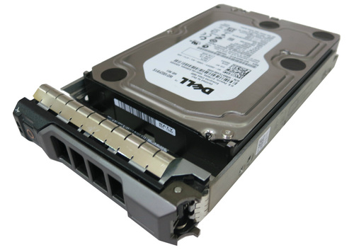 8TB 7.2K RPM SATA 6Gbps 512e 3.5in Hot-plug Hard Drive