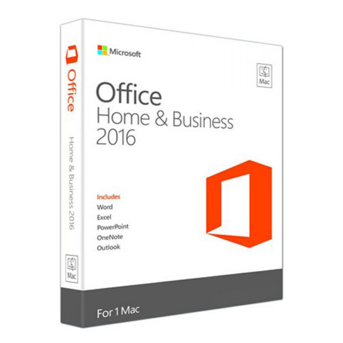 Office Home and Business 2016 32-bit/x64 English APAC EM DVD - T5D-02274