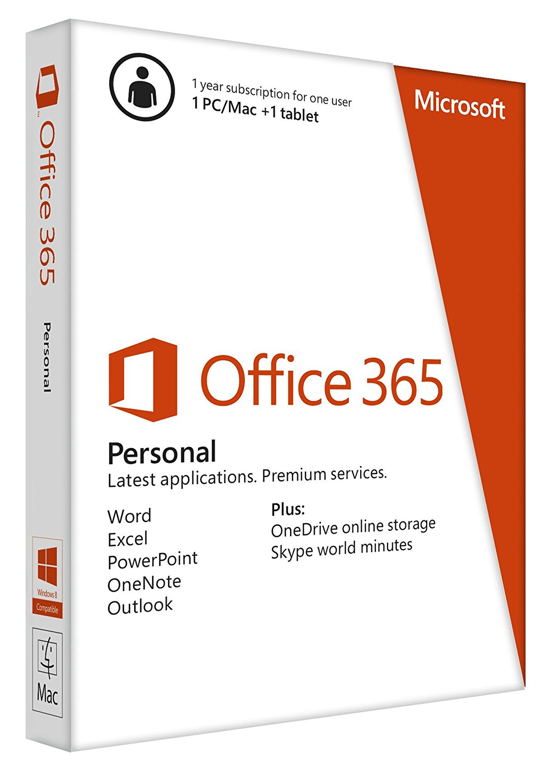 Phần mềm Microsof Office 365 Personal English  - QQ2-00570