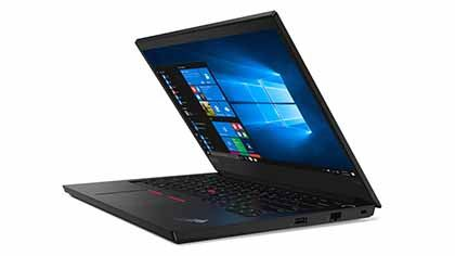 ThinkPad E14/ i5-10210U-1.6G/ 8G/ 512GB SSD/ 14 FHD IPS/ Black - 20RA007CVA